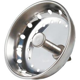 Stainless Steel Metal Pin Sink Strainer thumb
