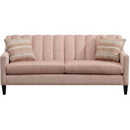 April Analogy Blush Sofa thumb