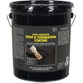 18.9L Non-Fibrated Roof and Foundation Coating thumb