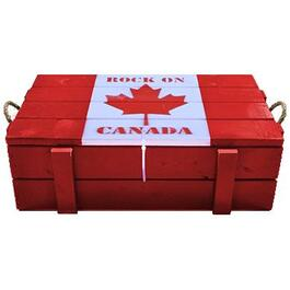 17 Piece Rock on Canada Crate Fireworks thumb
