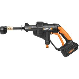 320psi 20V Cordless Pressure Washer, with bottle adaptor thumb
