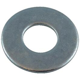 "3/8"" Zinc Plated USS Flat Washer thumb"