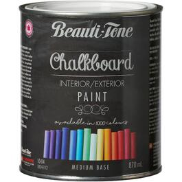 870mL Latex Medium Base Chalkboard Paint thumb