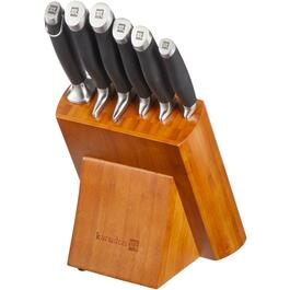 7 Piece Knife Set, includes Block thumb