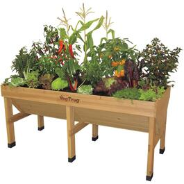 "72"" x 30"" Medium Raised Garden Planter thumb"