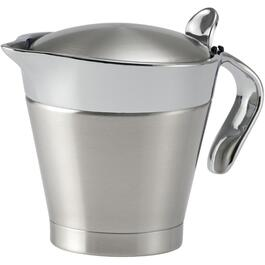 400mL Stainless Steel Thermal Gravy Boat thumb