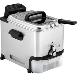 1700 Watt 3.5L Easy Clean Stainless Steel Cool Touch Deep Fryer thumb
