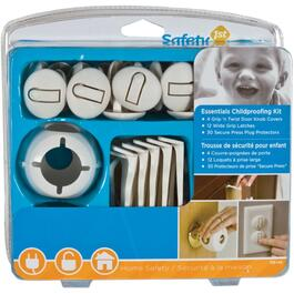 46 Piece Childproof Safety Lock Kit thumb