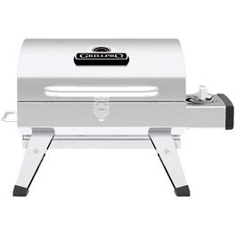 200 sq. in. 1500 Watt Stainless Steel Tabletop Barbecue thumb