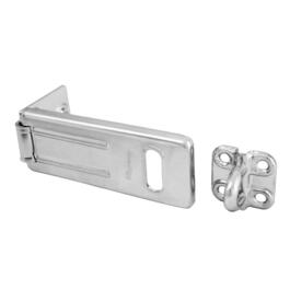 "3-1/2"" Steel Safety Hinge Hasp thumb"