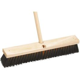 "18"" All Purpose Push Broom, with 54"" Handle thumb"