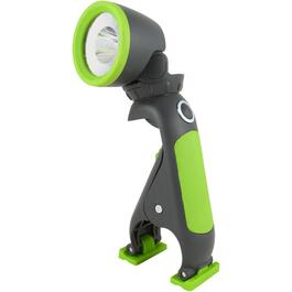 Large Clamplight LED Flashlight thumb