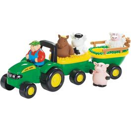 John Deere Hayride Playset, with Sounds thumb