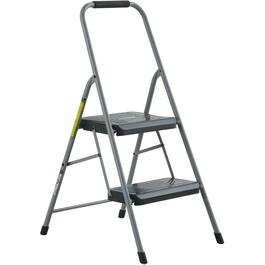 2 Step Steel Step Ladder thumb