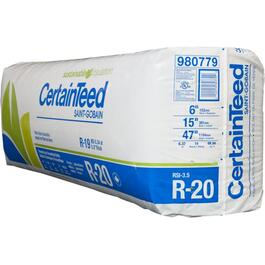 "R20 x 15"" Fiberglass Insulation, covers 68.54 sq. ft. thumb"