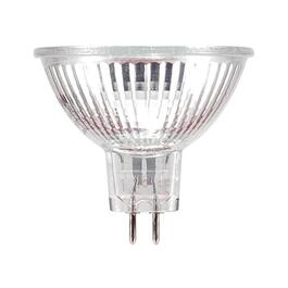 50W MR16 GU5.3 Base Halogen Flood Light Bulb thumb