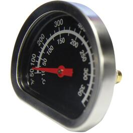 Large Barbecue Heat Indicator with Probe thumb