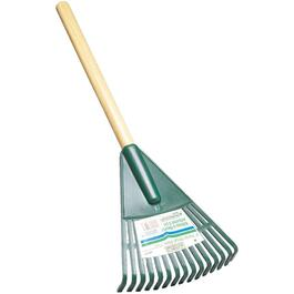 "8"" Poly Floral/Shrub Rake, with 12"" Handle thumb"