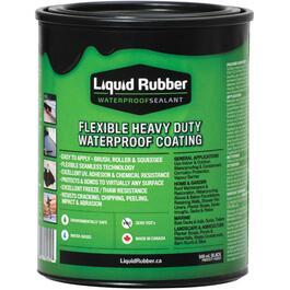 LIQUID RUBBER 18 9L Black Liquid Rubber Sealant