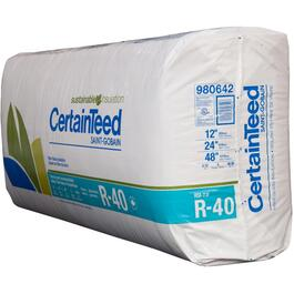 "R40 x 24"" Fiberglass Insulation, covers 40.0 sq. ft. thumb"