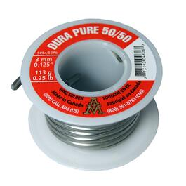 113g 50/50 Solid Wire Solder thumb