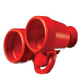 Red Playfort Binoculars thumb