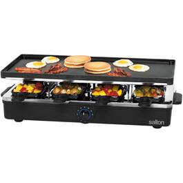 8 Person Raclette Party Grill thumb