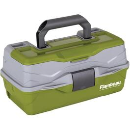 Green 1 Tray Tackle Box thumb