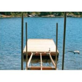 8' x 12' Floating Dock Edge Package thumb