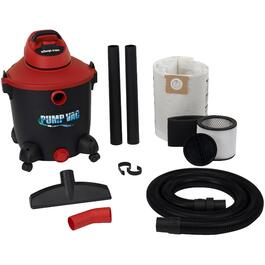 10/12 Gal Wet/Dry Pump Vacuum thumb