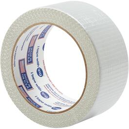 "1.88"" x 20YD White Cloth Duct Tape thumb"