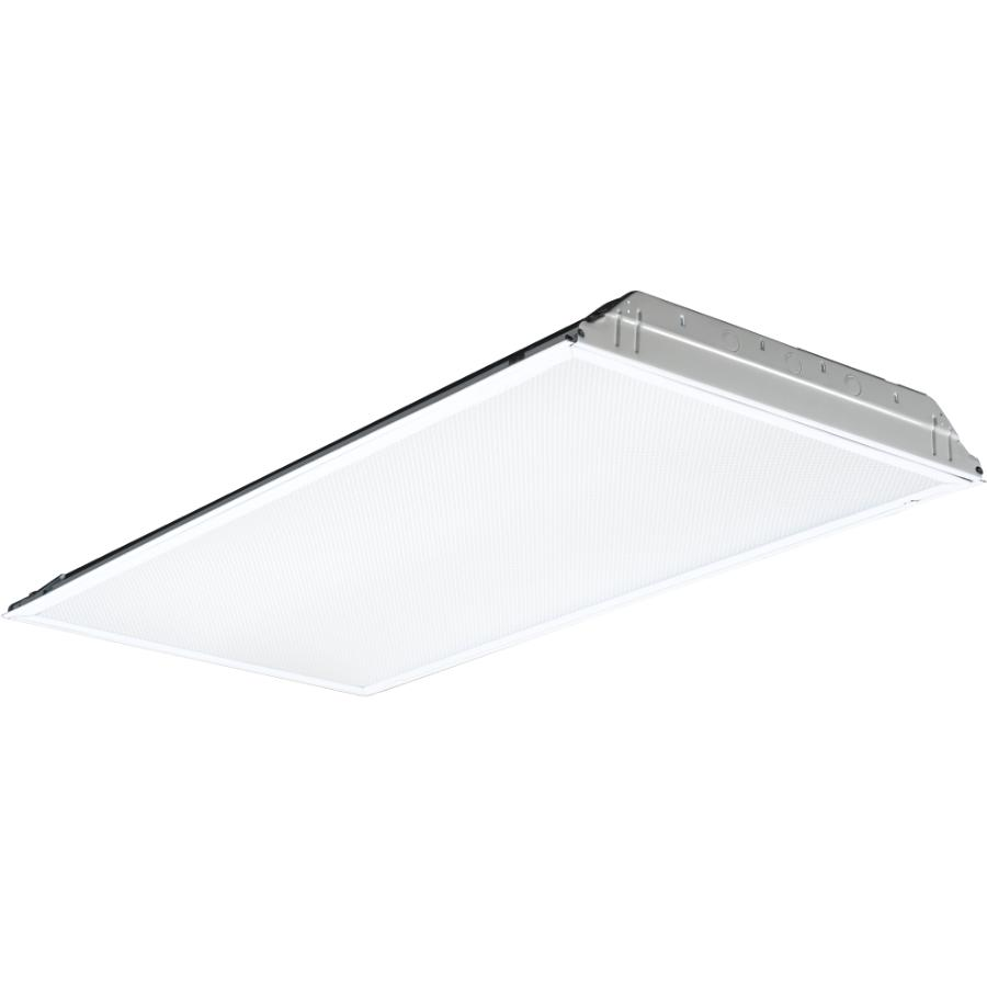 4 fluorescent light fixture ceiling fixture product image lithonia 32w t8 48