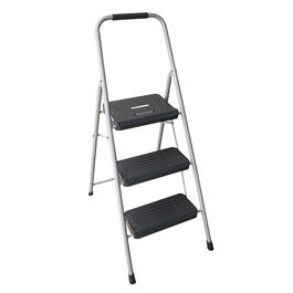 3 Step Steel Step Ladder thumb