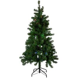 5' Twinkly Christmas Tree, with 125 Colour Changing LED lights and WIFI thumb