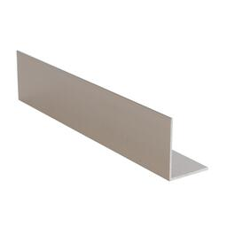 "1"" x 8' Titanium Outside Angle thumb"