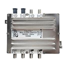 Satellite 4 Output Multi Switch 2-LNB thumb