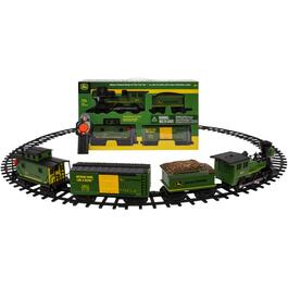 John Deere Freight Train Set thumb