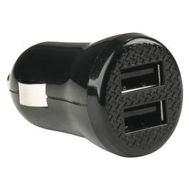 3.1AMP Mini Auto Power Outlet with Dual USB Charger thumb