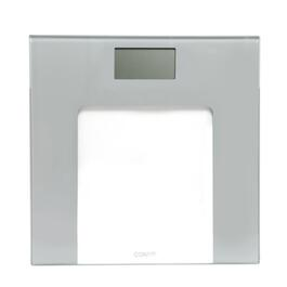 330lb Capacity White Glass Digital Bath Scale thumb