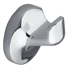 Aspen Chrome Single Robe Hook thumb