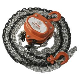 .5 Ton 10' Safe Working Load Chain Hoist thumb