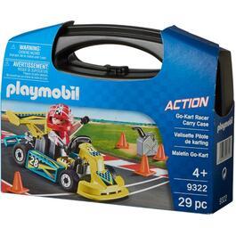 29 Piece Go Kart Playset, with Case thumb
