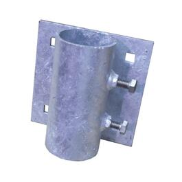 Heavy Duty Galvanized Side Leg Holder thumb