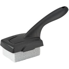 Grill Brick Cleaner, with Handle thumb