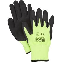 Extra Large High Visibility Level 5 Cut Resistant High Performance Polyethylene Gloves thumb