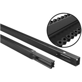 10' Chain-Drive Structural Steel Rail Extension Kit thumb
