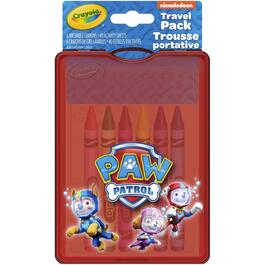 Paw Patrol Colouring Book and Crayons Travel Pack thumb