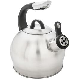 3L Stainless Steel Whistling Tea Kettle thumb