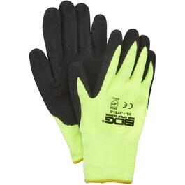 Medium High Visibility Level 5 Cut Resistant High Performance Polyethylene Gloves thumb