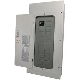 100 Amp 30/60 Circuit Loadcentre with Panel and Breaker thumb